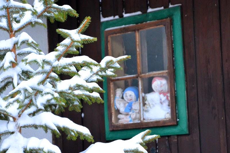 Hengsthütte, Schneeberg