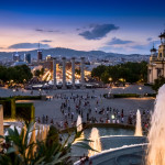 The best night views of Barcelona