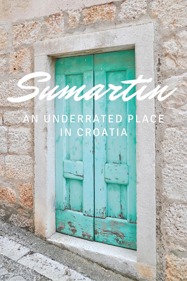 SUMARTIN an underrated place in Croatia by epepa.eu