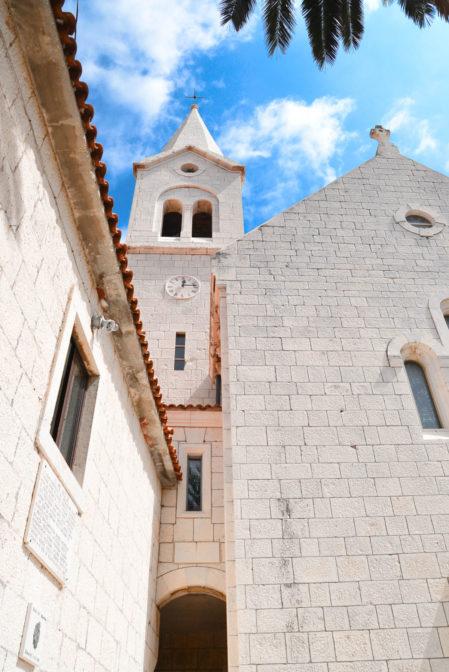 Sveti Martin Church, Sumartin, Brač Island