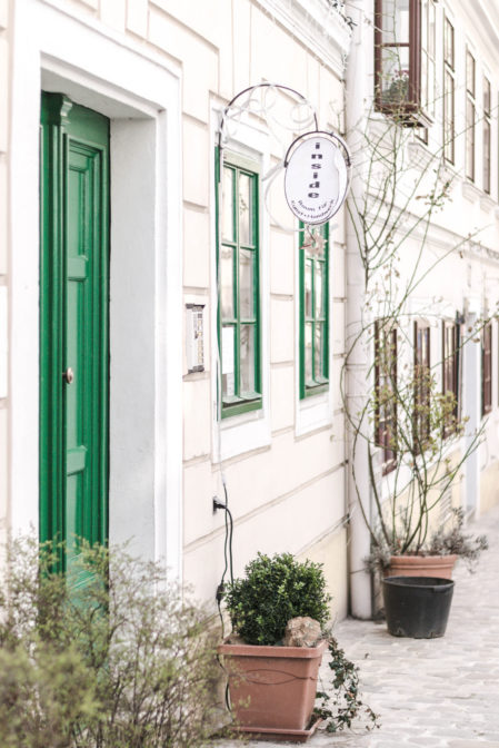 Spittelberg, a romantic off the beaten path place in Vienna, Austria