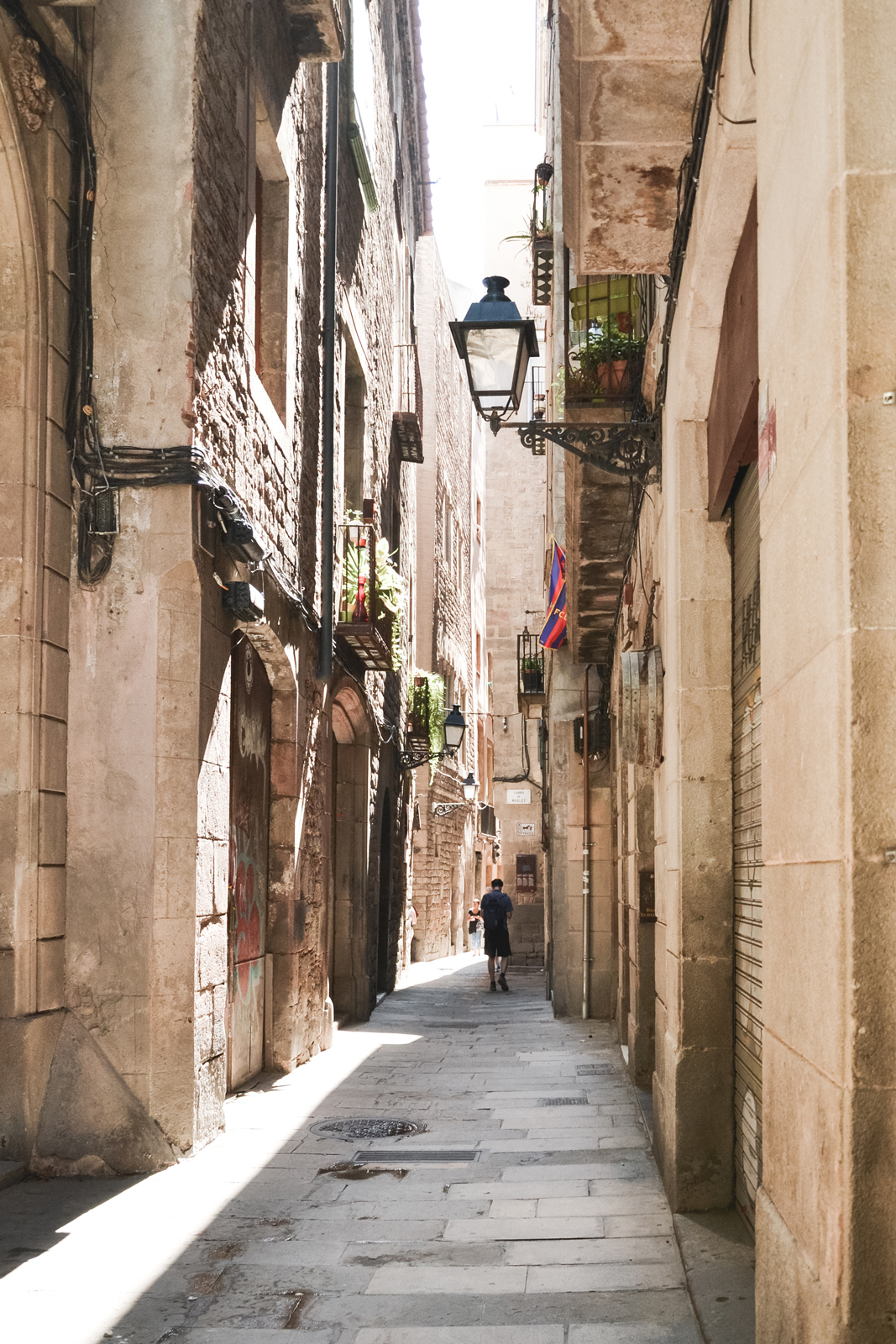 Barri Gotic, the most charming quarter in Barcelona  Travel Blog Epepa.eu