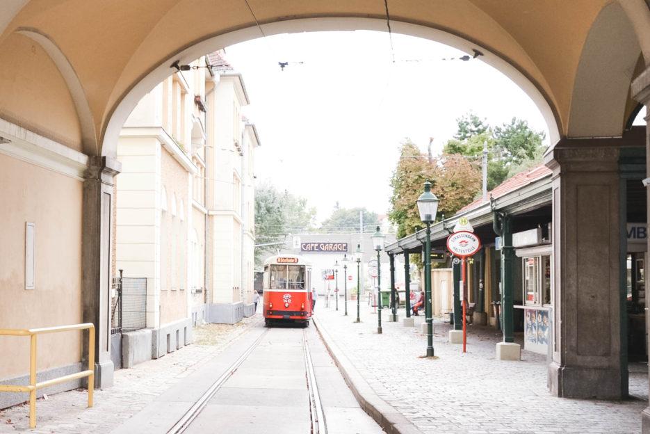 Vienna-Tram-Grinzing