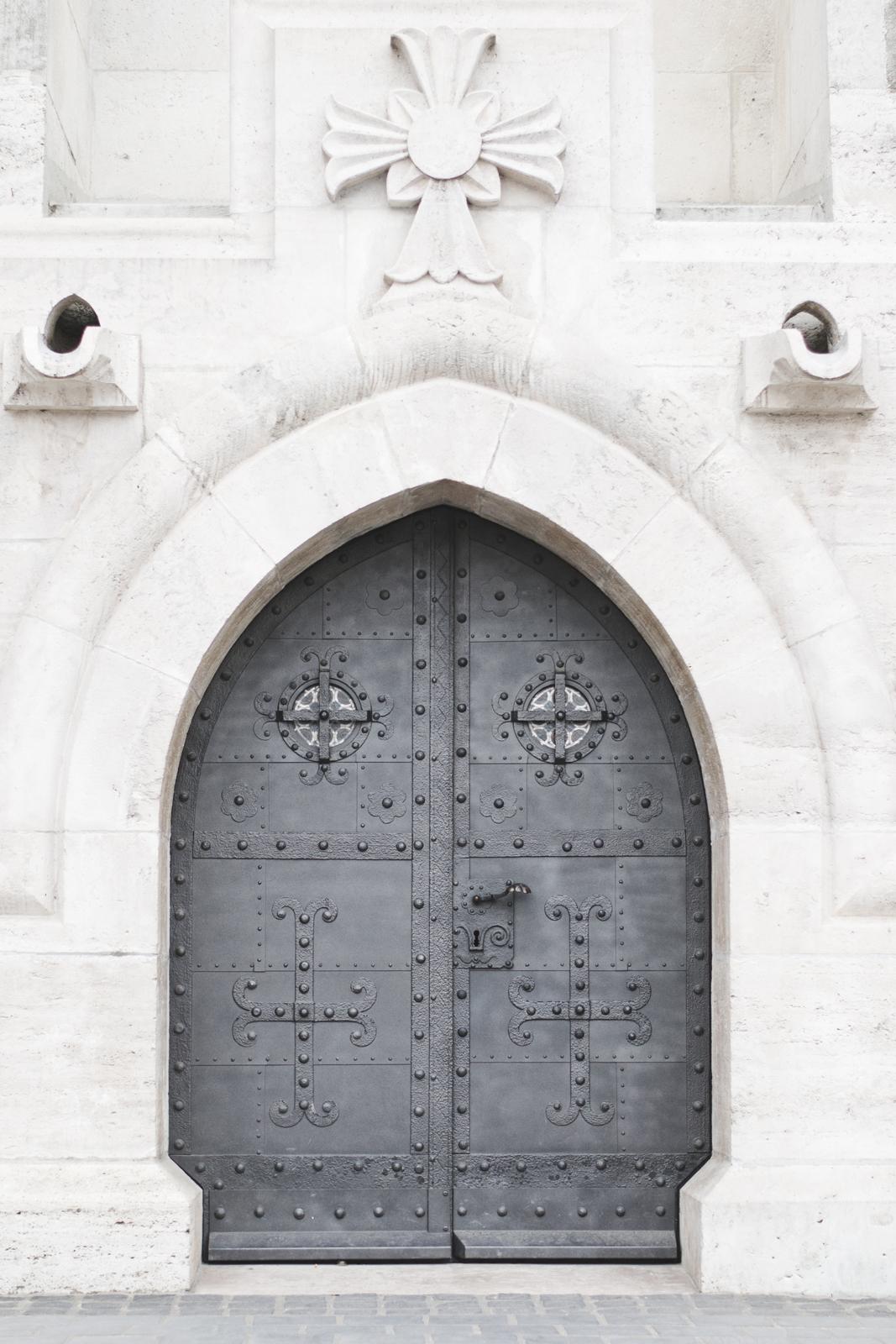 Budapest-Matthias-Church-Doors