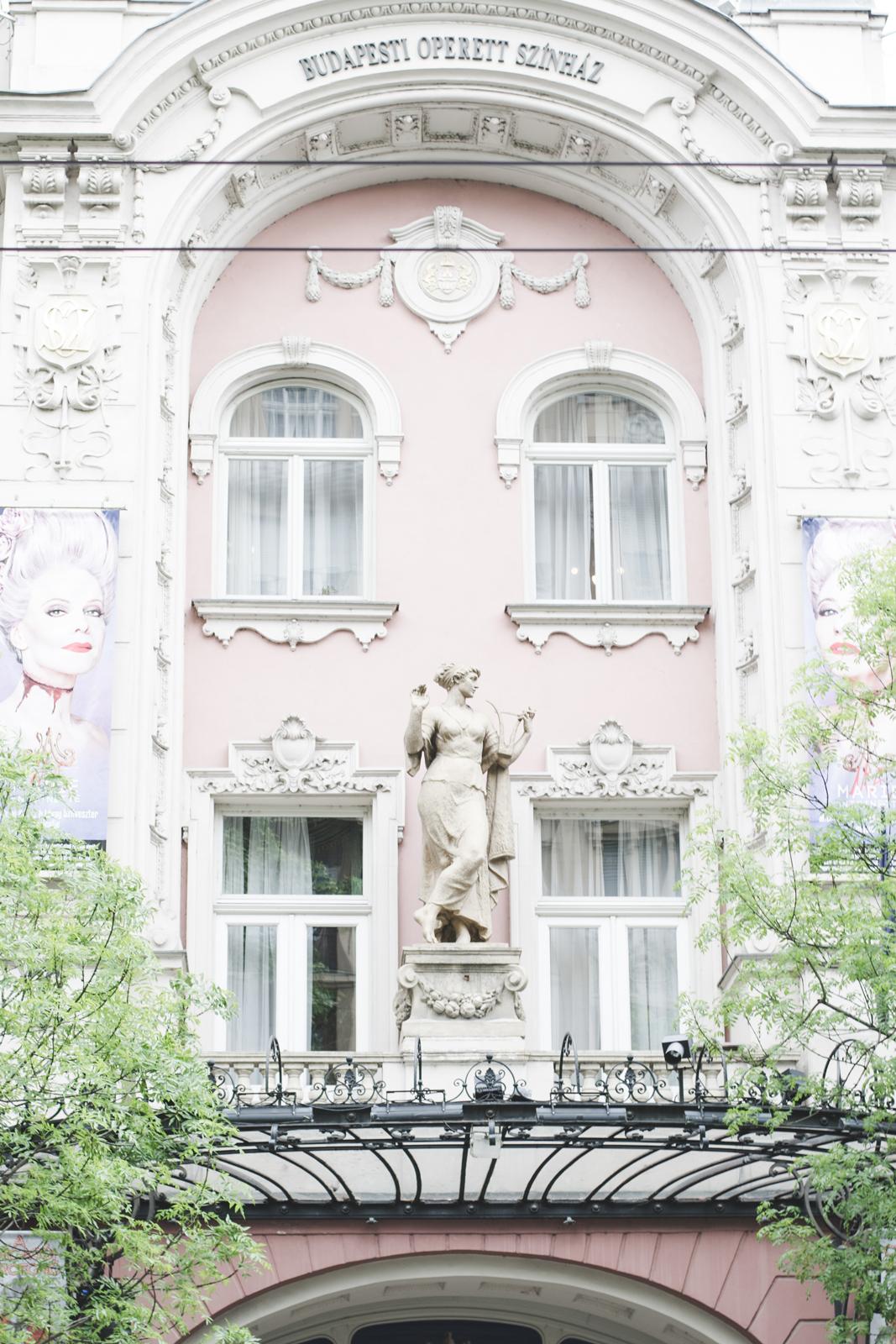 Budapest-Operetta-theater