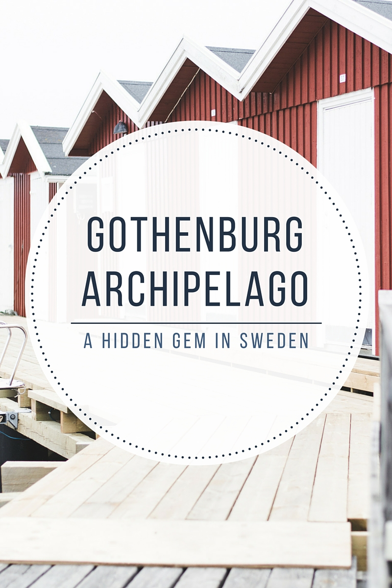 Gothenburg Archipelago, a hidden gem in Sweden