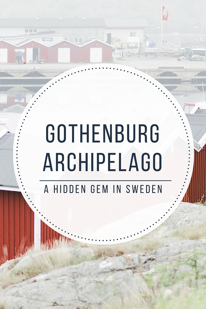Gothenburg Archipelago, a hidden gem in Sweden - from travel blog: http://Epepa.eu