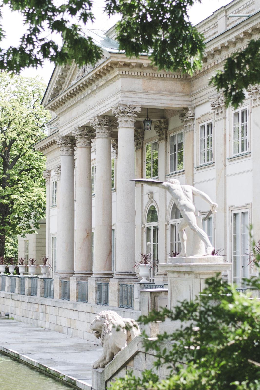 Palace-on-the-Isle-Lazienki-Warsaw