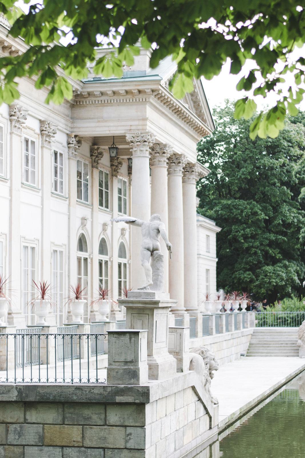 Palace-on-the-Isle-Warsaw-Lazienki-Park