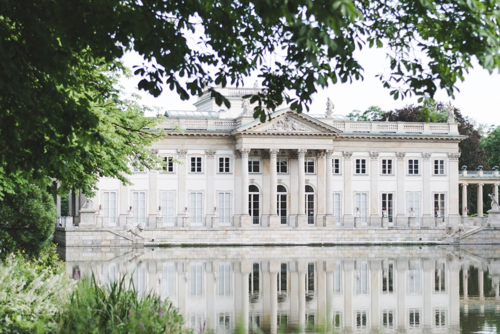 The Palace on the Isle, Warsaw - from travel blog: http://Epepa.eu