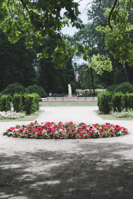 Łazienk Park, one of the top places to visit in Warsaw - Epepa Travel Blog