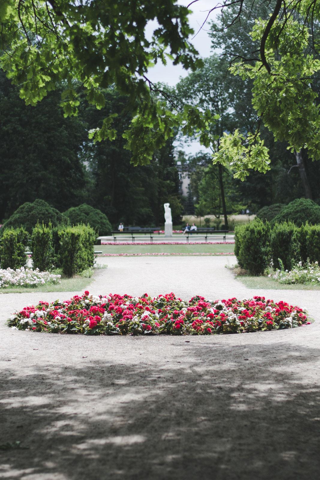 Warsaw-Lazienki-Park