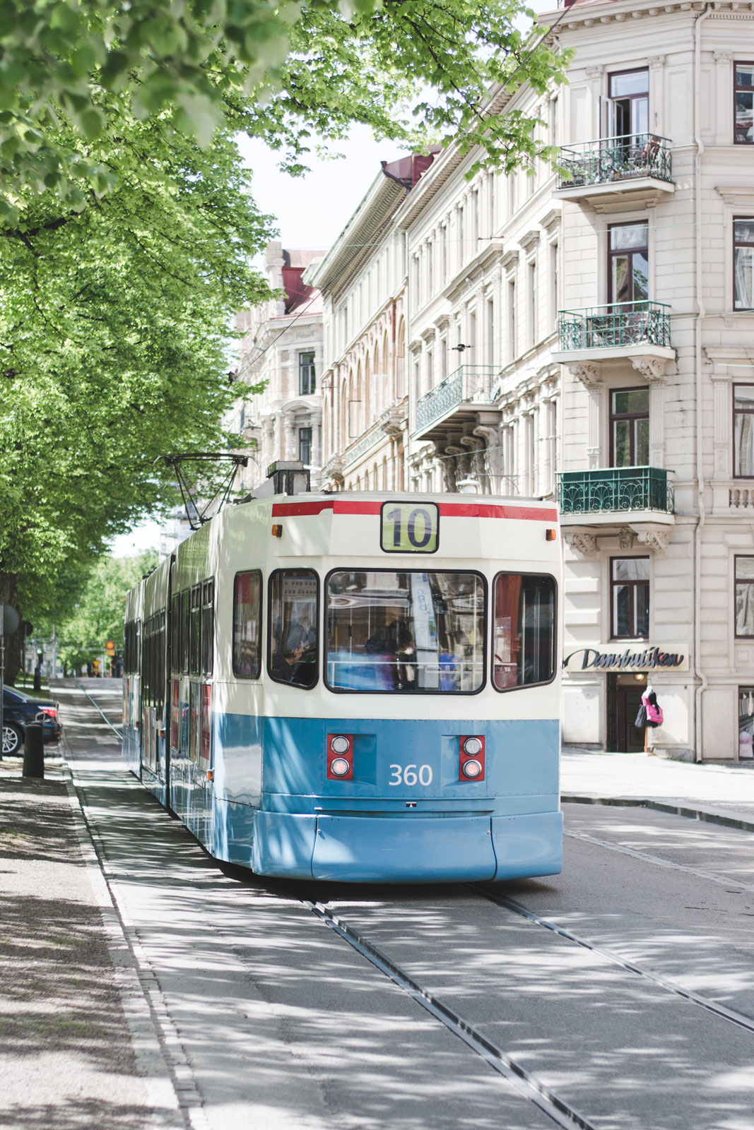 Blue-tram-gbg