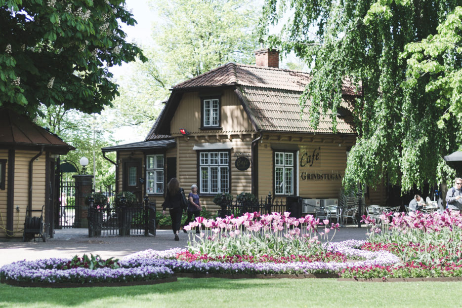 The Garden Society of Gothenburg in one of the best places to visit in Gothenburg - Epepa Travel Blog