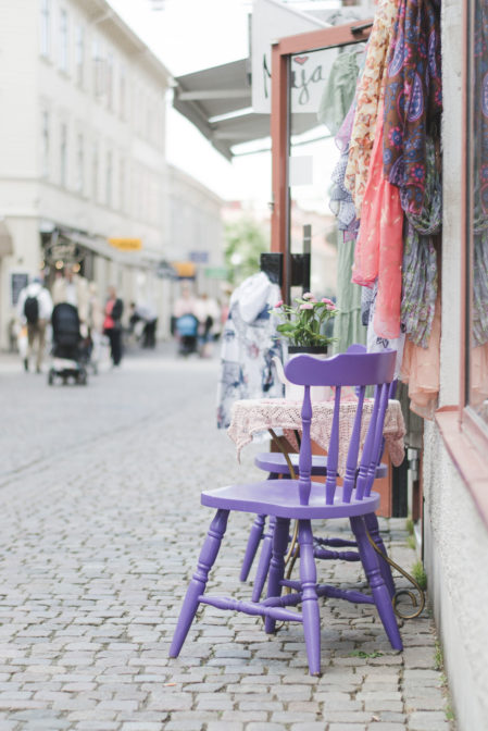 Shopping in Haga District is one of the best things to do in Gothenburg, Sweden - Epepa Travel Blog
