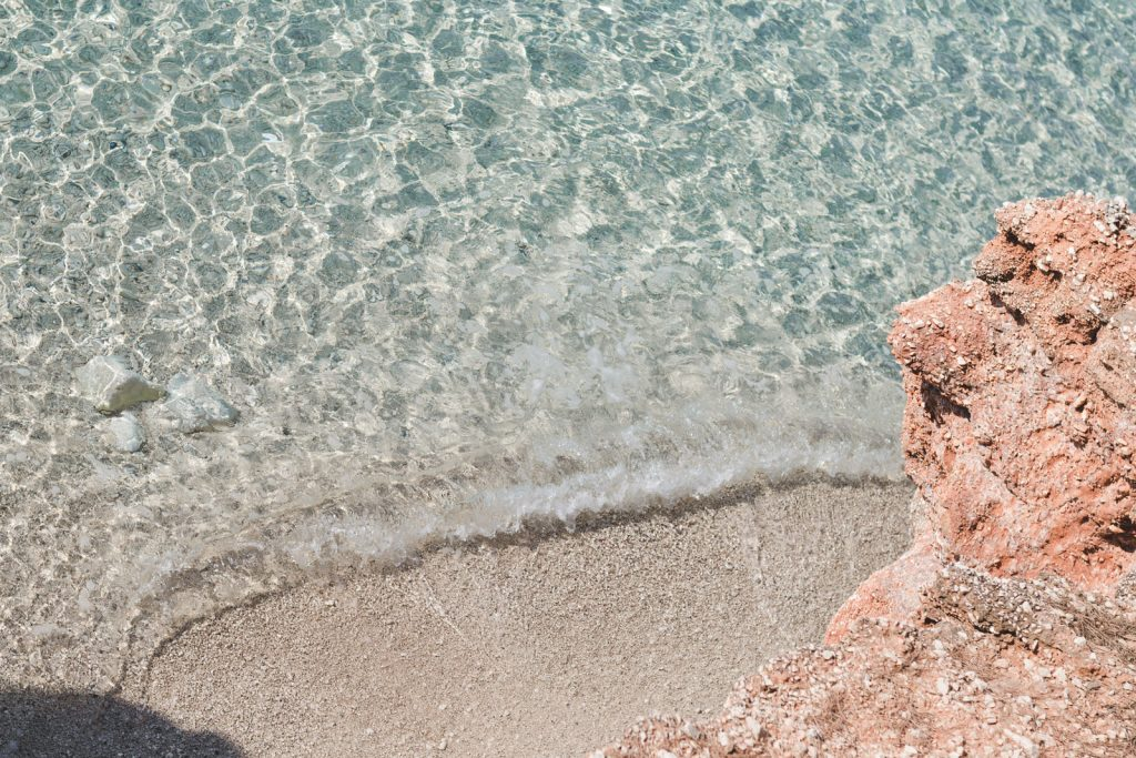 Hvar secret beaches - from travel blog http://Epepa.eu