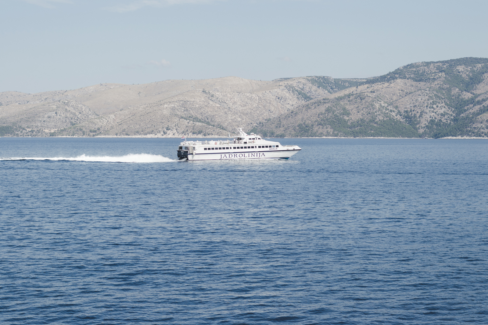 Jardolinija ferry to Hvar - from travel blog http://Epepa.eu