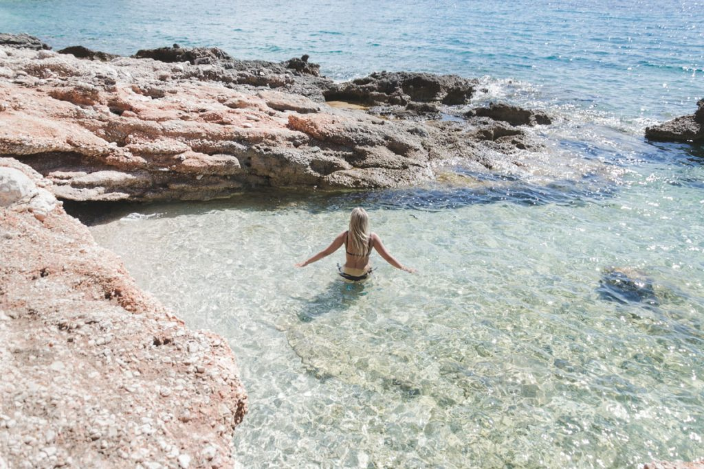 The Secret Beaches on Hvar - from travel blog http://Epepa.eu