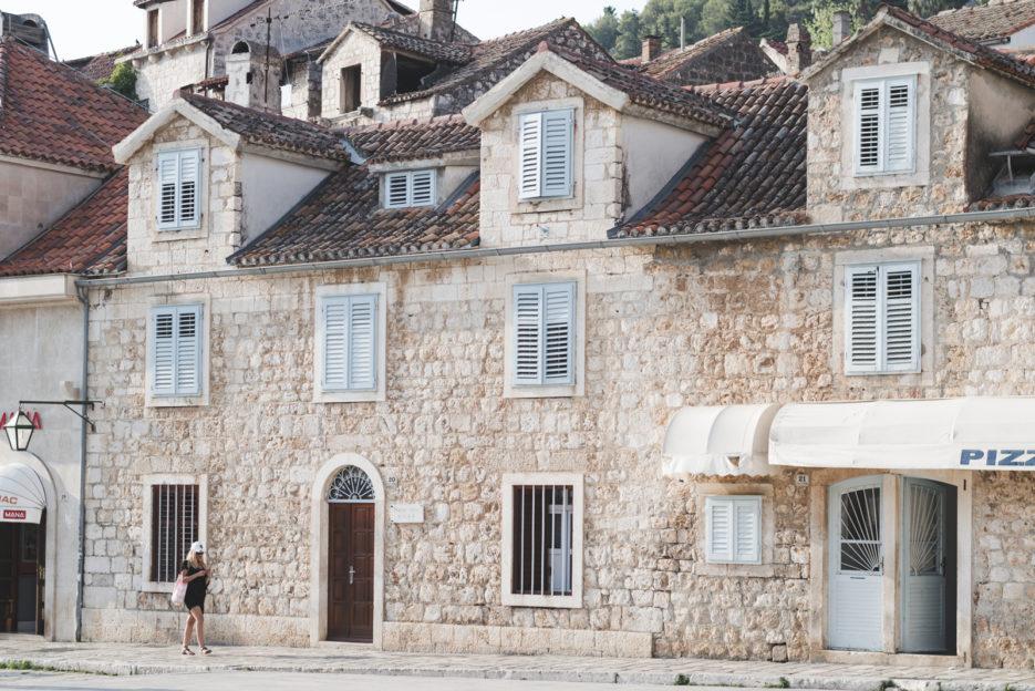The city of Hvar, Croatia - from travel blog: https://epepa.eu/