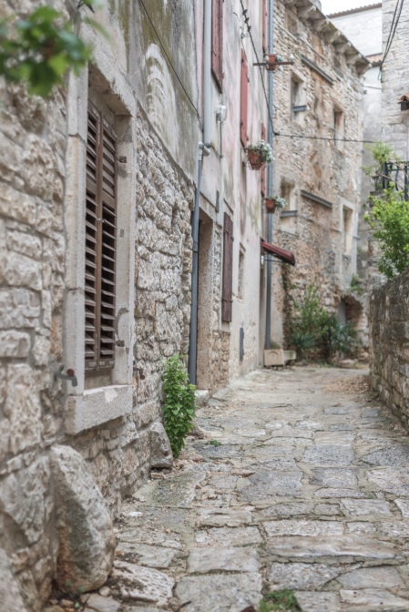 Bale, Istria - Croatian hidden gem