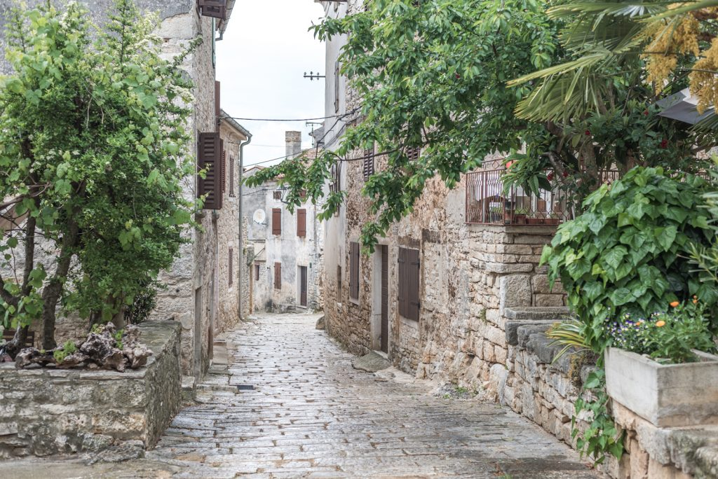 Bale, a hidden gem of Istria