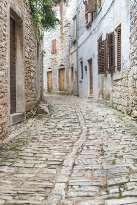 The town of Bale, Istria, Croatia - from travel blog https://epepa.eu/