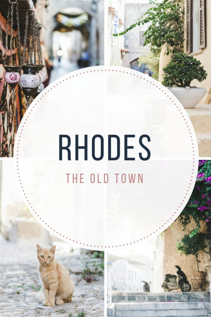 The Old Town - a must-see attraction in Rhodes, Greece - from travel blog http://Epepa.eu