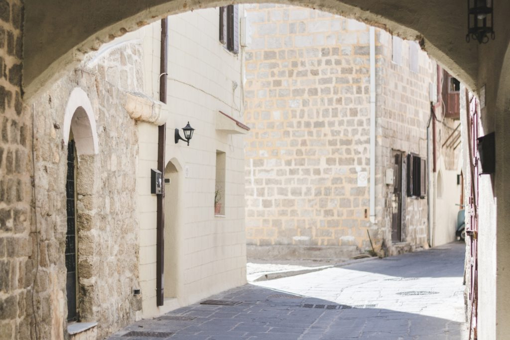 Architecture of Rhodes Old Town - from travel blog http://Epepa.eu
