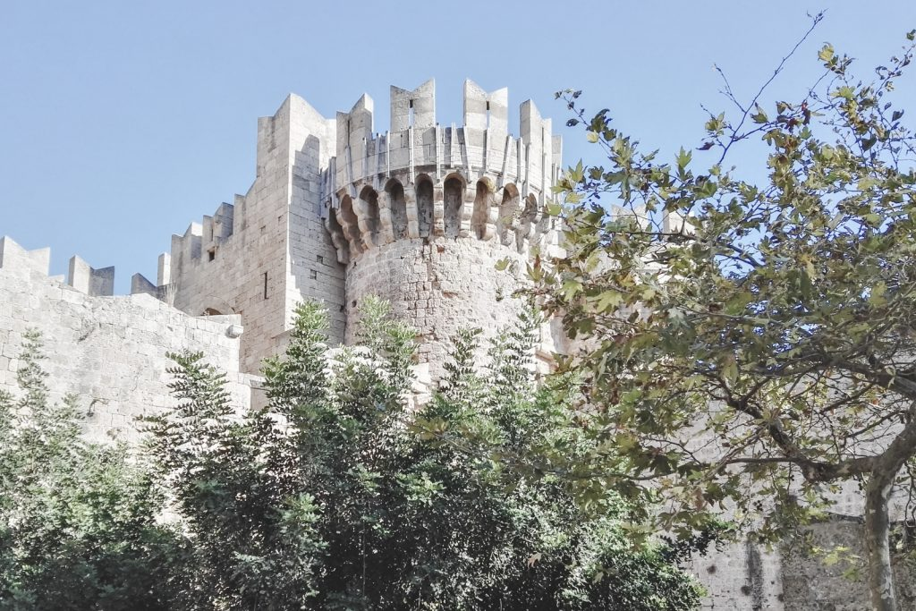 The Medieval Town od Rhodes, Greece - from travel blog http://Epepa.eu