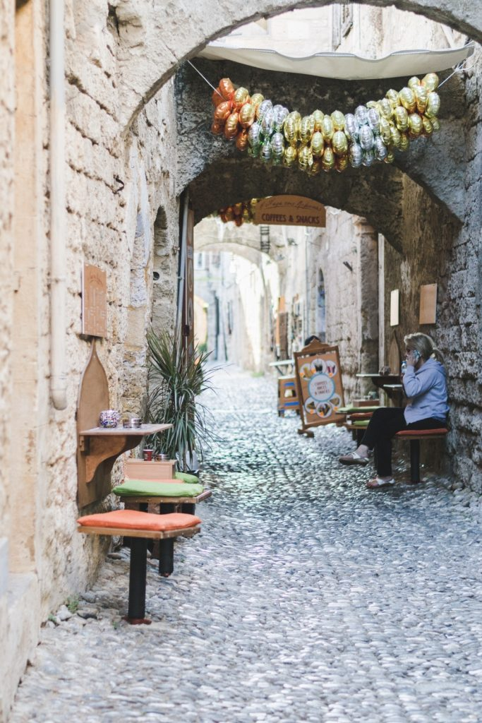 The Old Town od Rhodes, Greece - from travel blog http://Epepa.eu