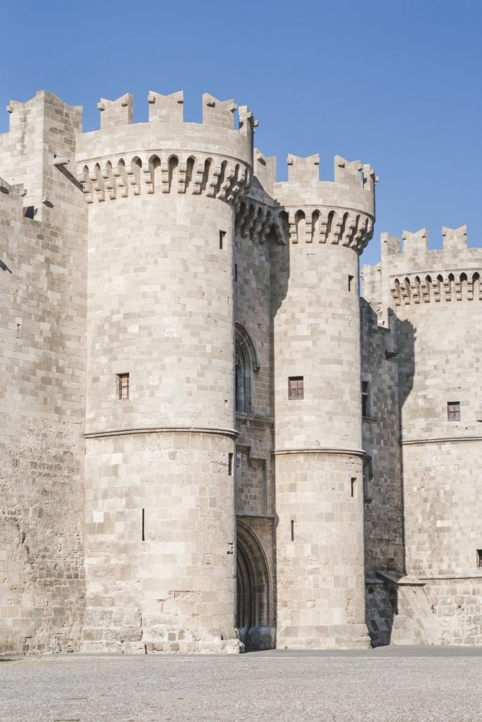 Palace of the Grand Master of Knights, Rhodes, Greece - from travel blog http://Epepa.eu