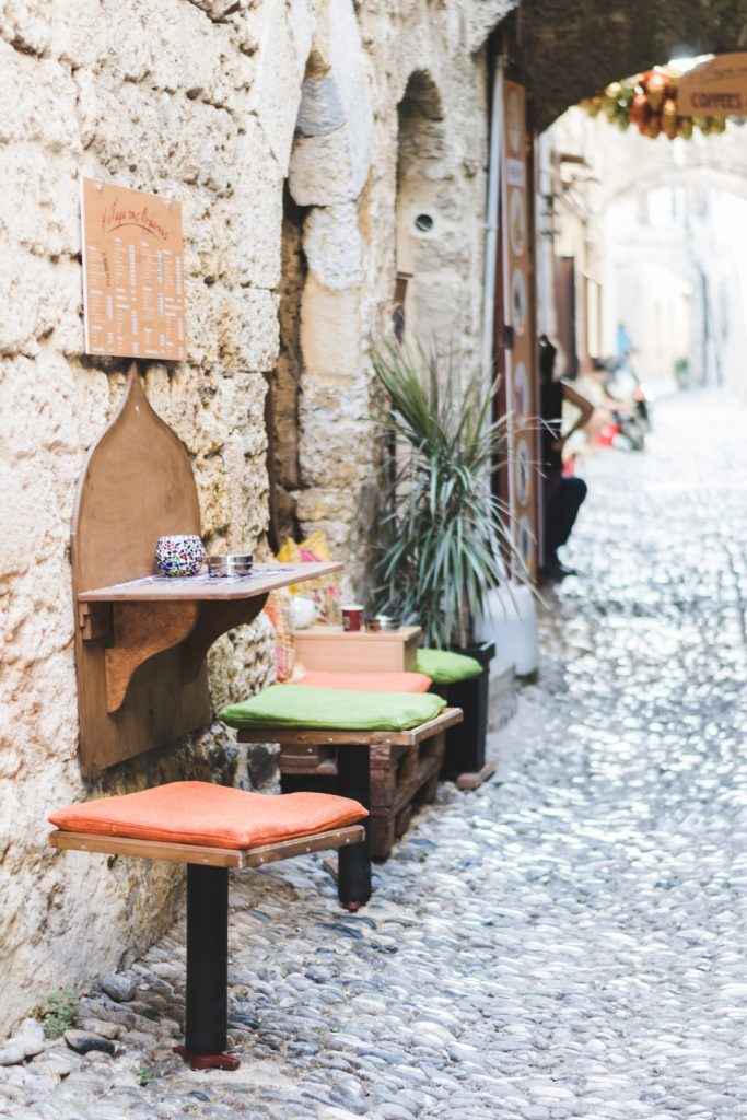 Rhodes Medieval City, Greece - from travel blog http://Epepa.eu