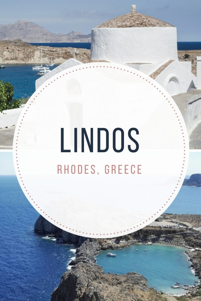 Lindos, the most beautiful town in Rhodes, Greece. Travel tips and best things to do in Lindos - from travel blog http://Epepa.eu