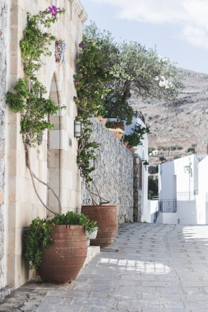 Lindos, Rhodes - from travel blog: http://Epepa.eu