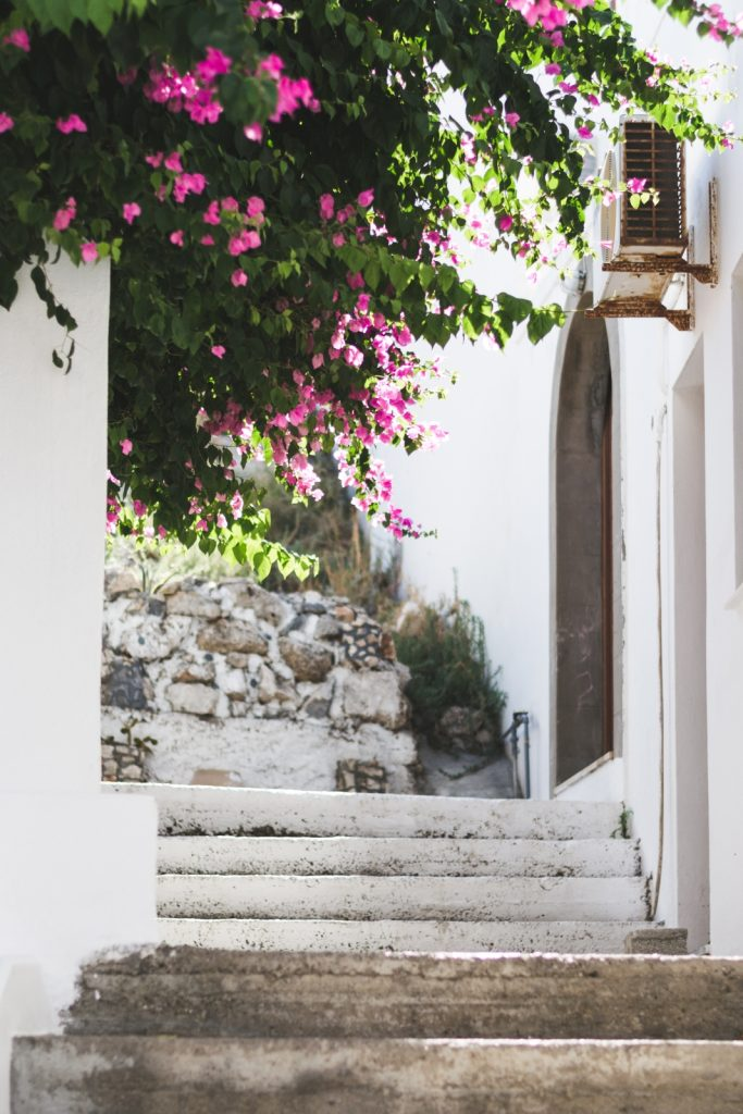 Lindos, Greece - from travel blog: http://Epepa.eu