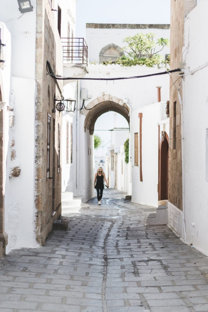 Lindos, Rhodes Island, Greece - from travel blog: http://Epepa.eu