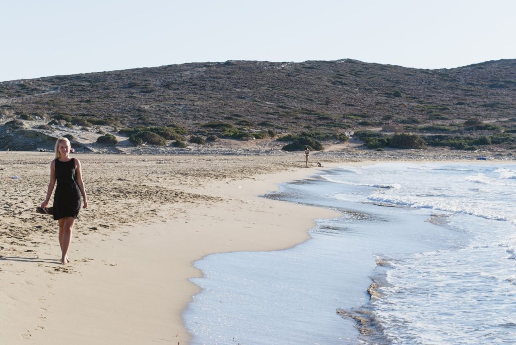 Prasonisi Beach, Rhodes - from travel blog: http://Epepa.eu