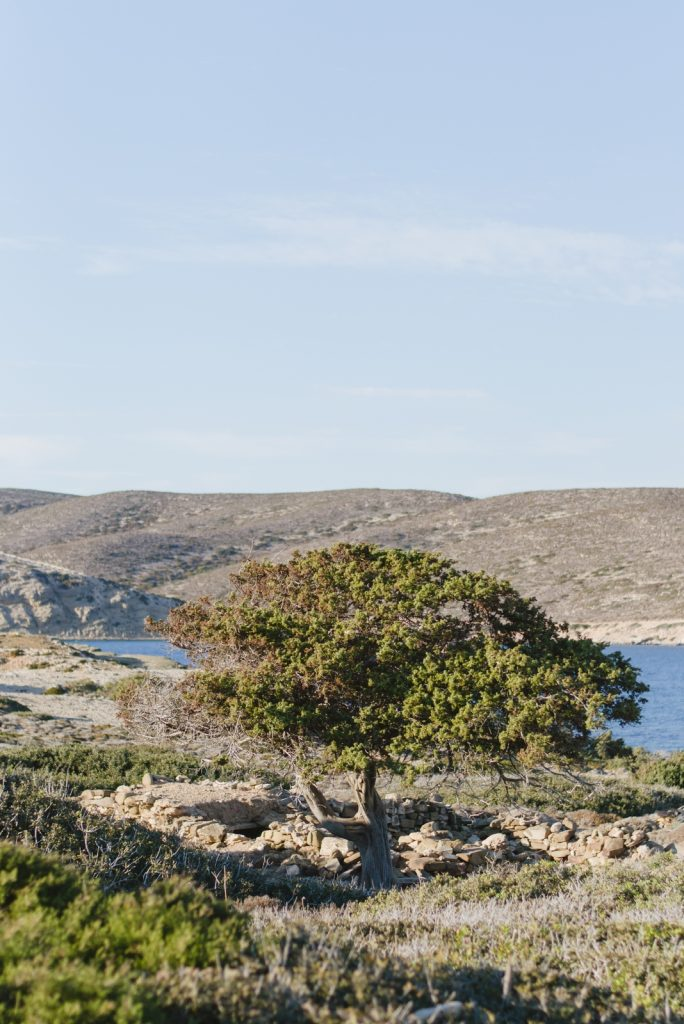 Prasonisi, the green island near Rhodes, Greece - from travel blog: http://Epepa.eu