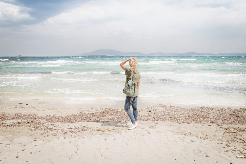 Bok, Susak - a beautiful sandy beach in Croatia - from travel blog: http://Epepa.eu
