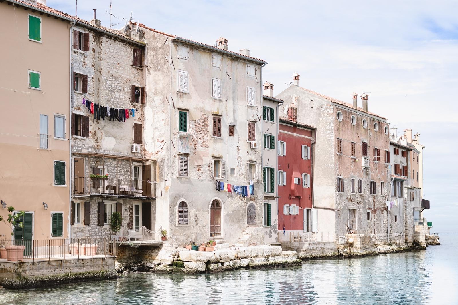 Rovinj, the most beautiful city in Istria, Croatia - from travel blog http://Epepa.eu