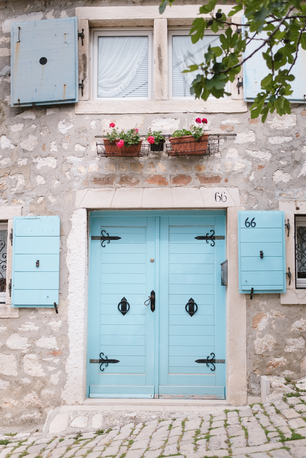 Architecture of the old town of Rovinj, Croatia - from travel blog http://Epepa.eu