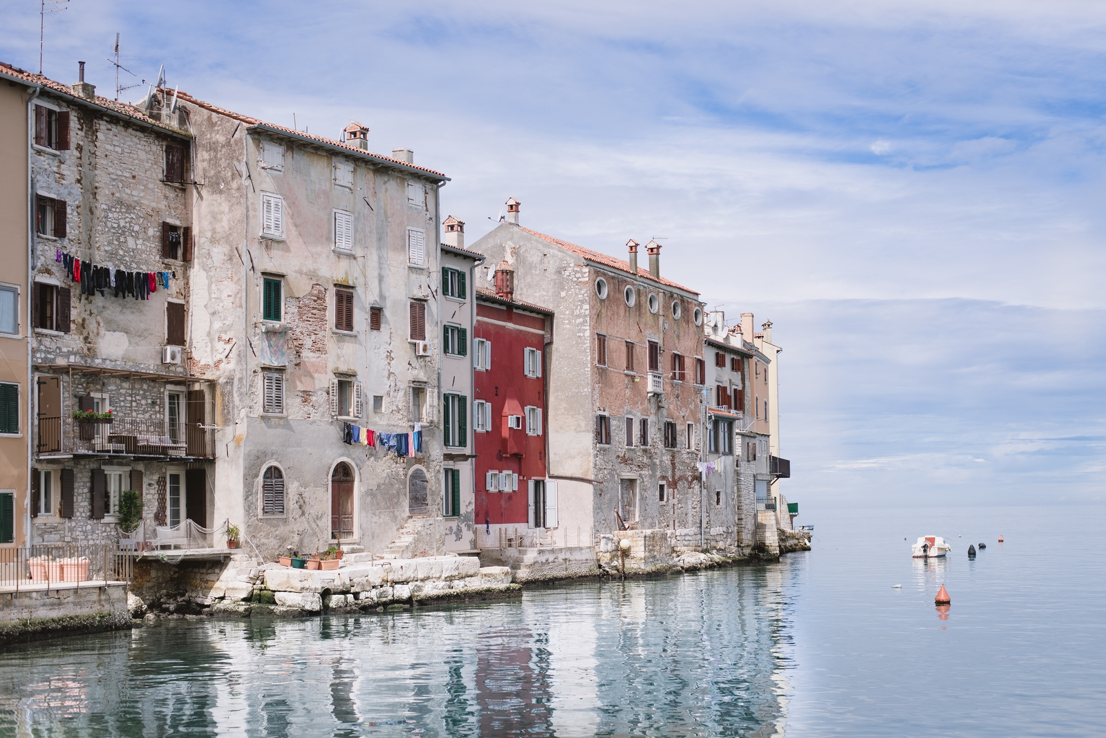 Rovinj, one of the most beautiful cities in Croatia - from travel blog http://Epepa.eu