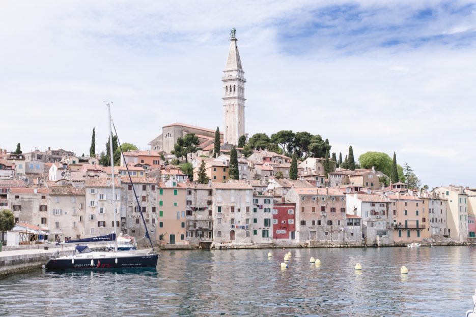 TOP 10 places to visit in Rovinj, one of the most beautiful cities in Croatia - from travel blog http://Epepa.eu