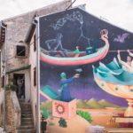 Vodnjan, Croatia – the amazing street art town in Istria