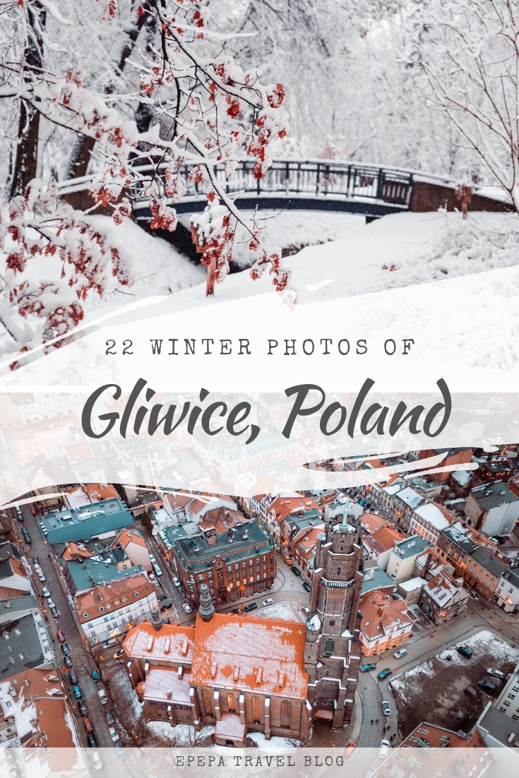 22 winter photos to inspire you to visit Gliwice, Poland | Epepa Travel Blog