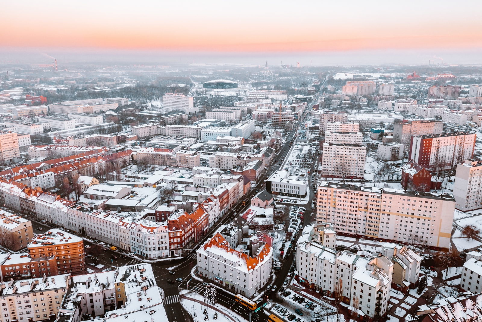 22 Winter Photos To Inspire You To Visit Gliwice Poland
