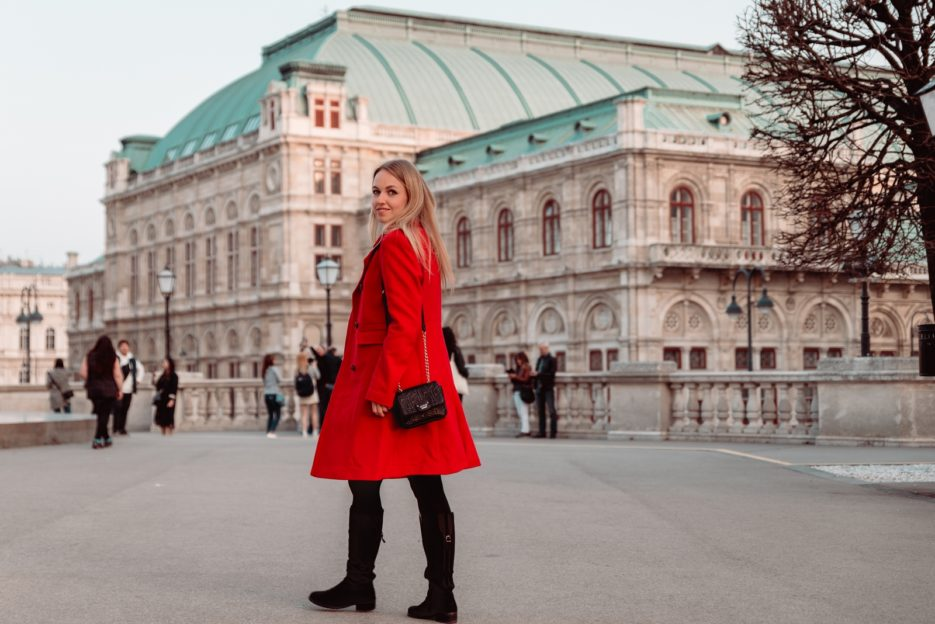 A list of top 15 most instagrammable places in Vienna, Austria