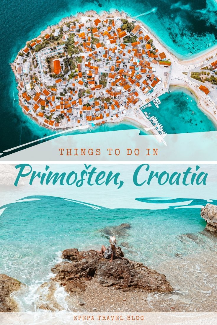 Primošten itinerary – the best things to do in Primošten, Croatia
