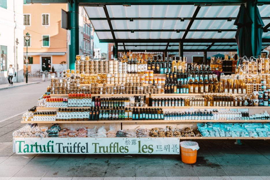 Trying truffles is a must do thing while in Rovinj