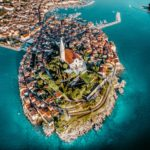 Top 10 best drone photography locations in Croatia